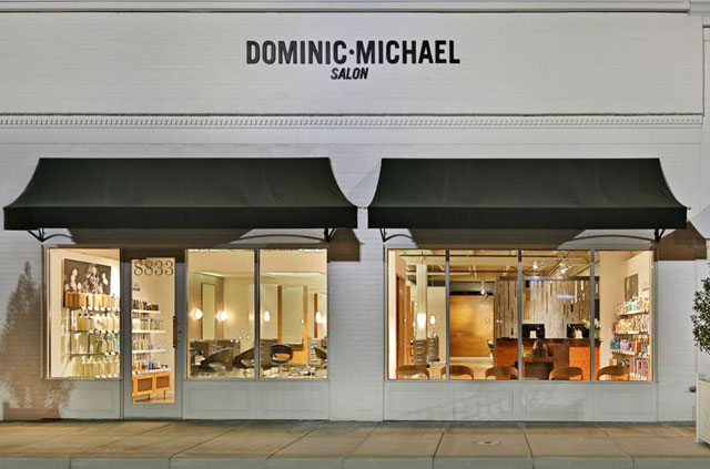 """Salon Tour: Dominic Michael Salon"""